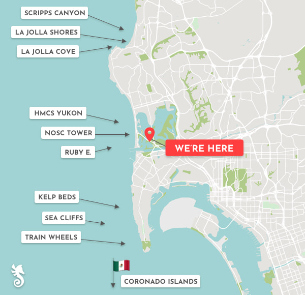 san-diego-dive-sites-map